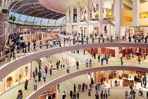 Alışveriş Merkezi Piyasası 2012 Ve Trendler